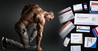 Лучшие стероиды